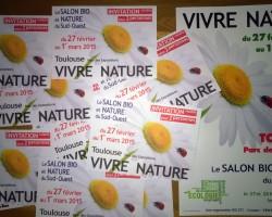 Invitations Vivre Nature Toulouse 2015